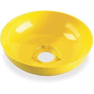 Bradley 154-058 Plastic Eyewash Bowl