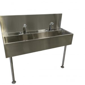 Multi-Station Stainless Steel