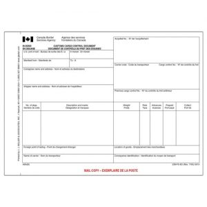 EXPORT FORMS